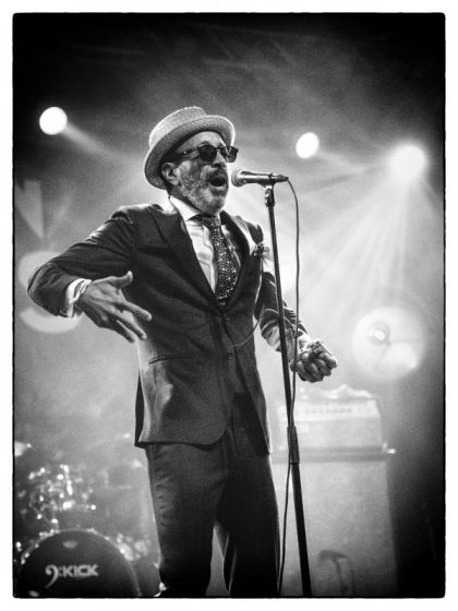 <strong>The Reverend Shawn Amos, Moulin Blues 2019</strong>